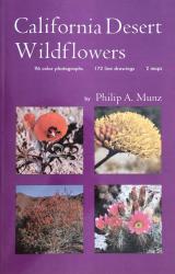 California Desert Wildflowers: Cover