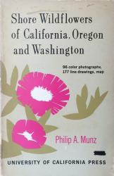 Shore Wildflowers of California, Oregon and Washington: Cover