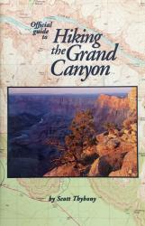 Official Guide to Hiking Grand Canyon: Cover