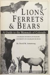 Lions, Ferrets & Bears: Cover