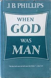 When God Was Man: Cover