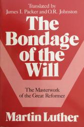 Bondage of the Will: Cover