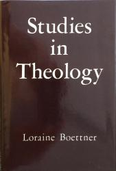 Studies in Theology: Cover
