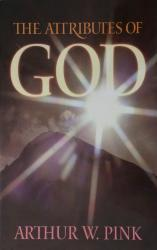 Attributes of God: Cover