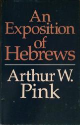 Exposition of Hebrews: Cover