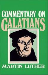Commentary on Galatians: Cover