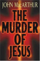 Murder of Jesus: Cover