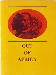 Out of Africa: Cover