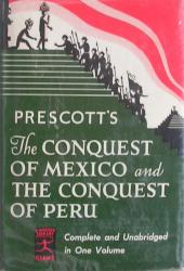 Conquest of Mexico: Cover