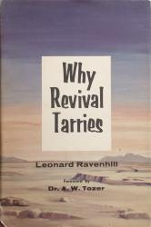 Why Revival Tarries: Front Cover