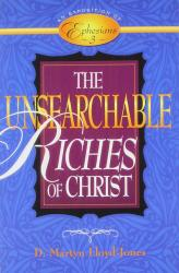Unsearchable Riches of Christ: Cover