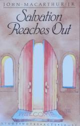Salvation Reaches Out: Cover