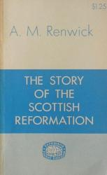Story of the Scottish Reformation: Cover