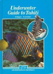 Underwater Guide to Tahiti: Cover