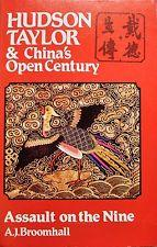Hudson Taylor and China's Open Century: Cover
