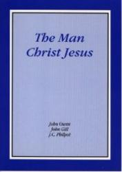 Man Christ Jesus: Cover