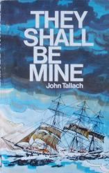 They Shall Be Mine: Cover