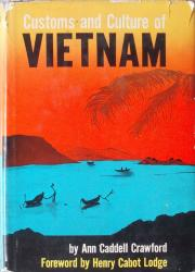 Customs and Culture of Vietnam: Cover