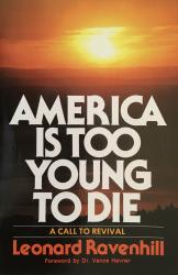 America is Too Young to Die: cover