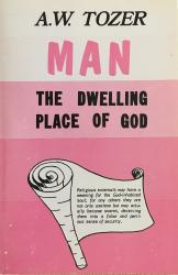 Man: The Dwelling Place of God: cover