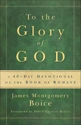 To the Glory of God: Cover