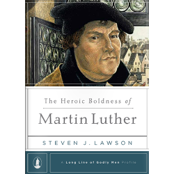 Heroic Boldness of Martin Luther: Cover