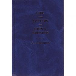 Life and Letters of John A. Broadus: Cover