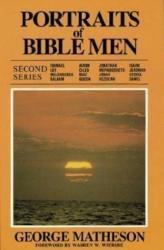 Portraits of Bible Men: Cover