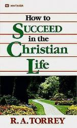 How to Succeed in the Christian Life: Cover